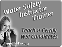 Water Safety Instructor Trainer